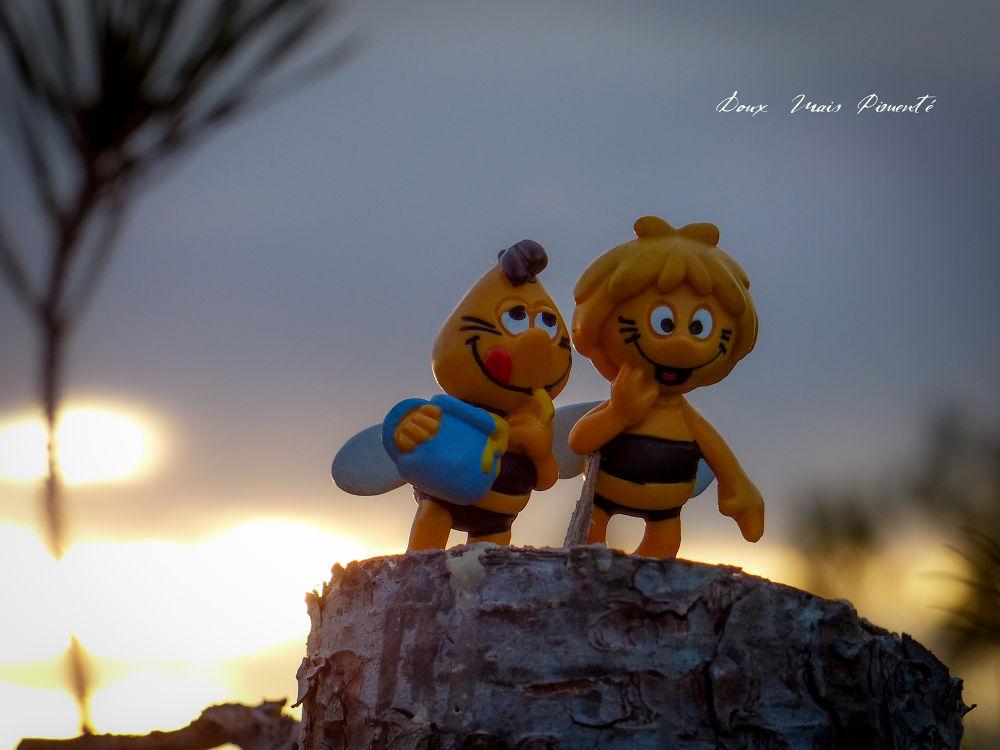 « Chacun porte son bonheur en soi. »  DMP by DMP le chasseur d'images-Photography