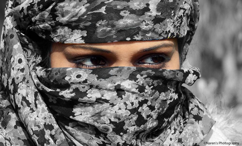 eyes by Naren