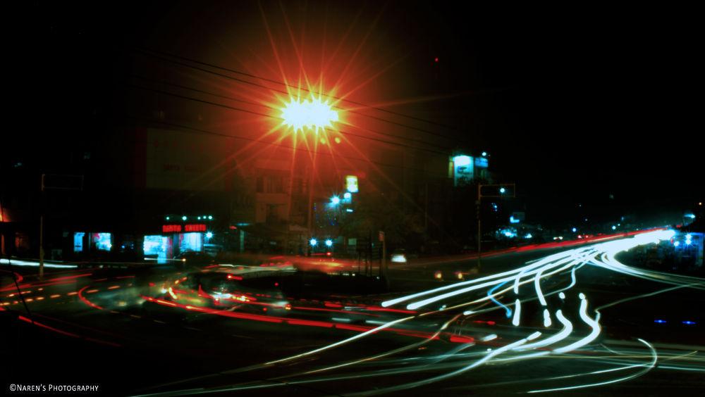 night city by Naren