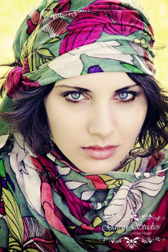 Gypsy Girl by Galpin Studios