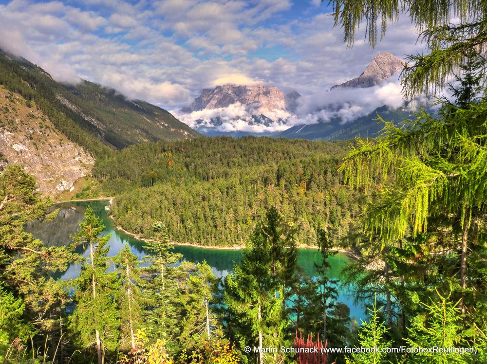 Zugspitze  by FotoboxReutlingen