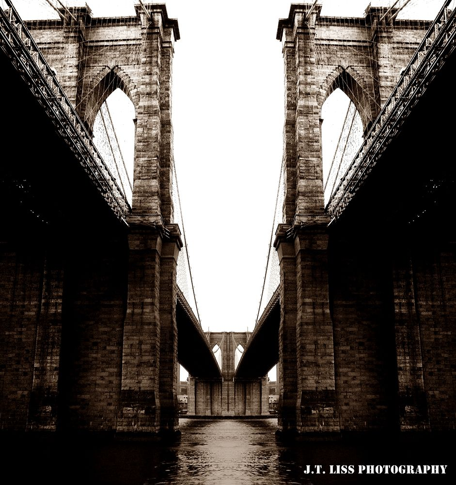 """Brooklyn Bridge 2.0"" by JT Liss"