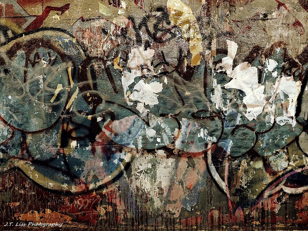 """""""Graffiti Man"""" by JT Liss"""