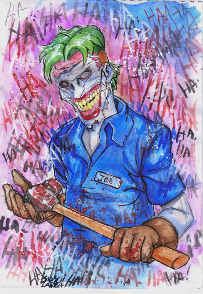 New Joker by Sergio Lanza