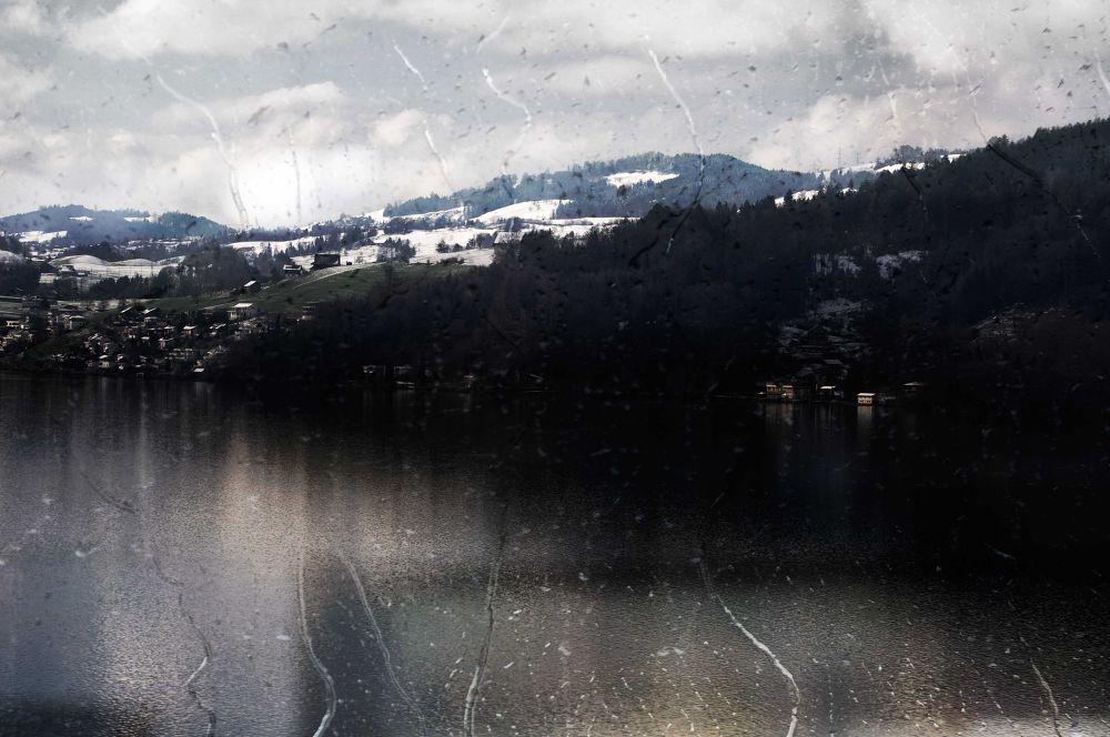 raining by shasaile