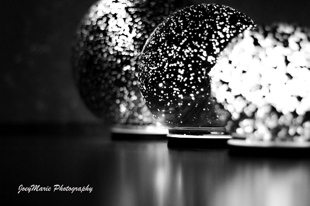 Globes by Alicia Farias