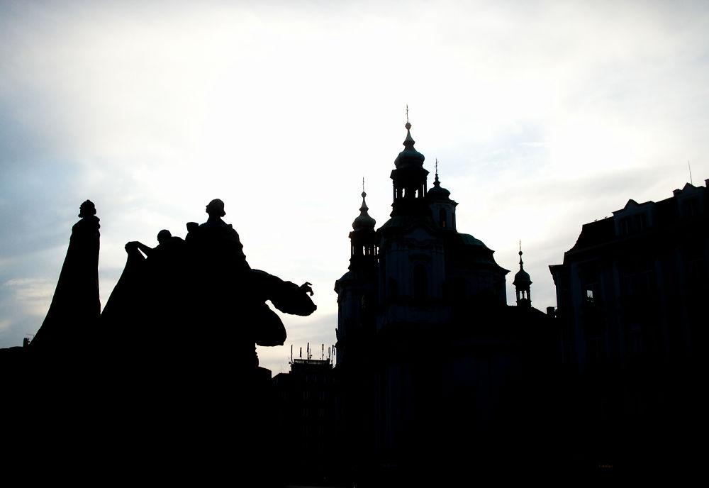 Jan Hus Memorial by Alfie Shillingford