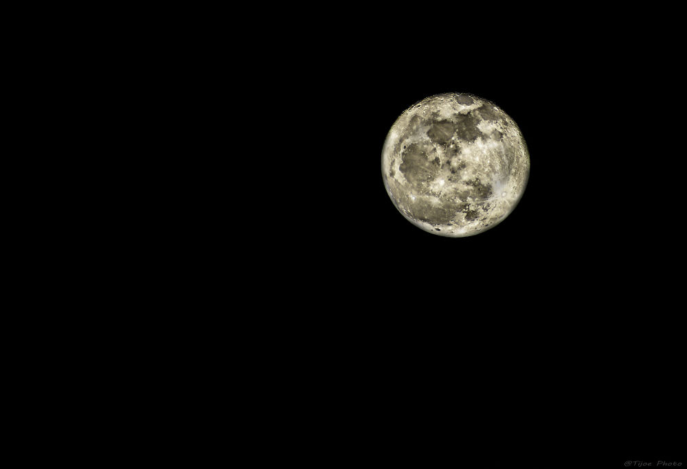 Photo in Astrophotography #lune #moon