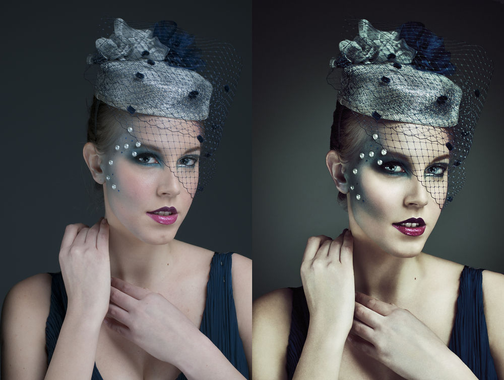 Photo in Portrait #beauty retouch skin photoshop