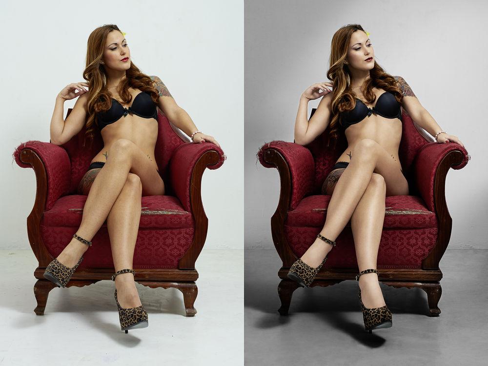 Photo in Portrait #beauty retouch portrait sexy s