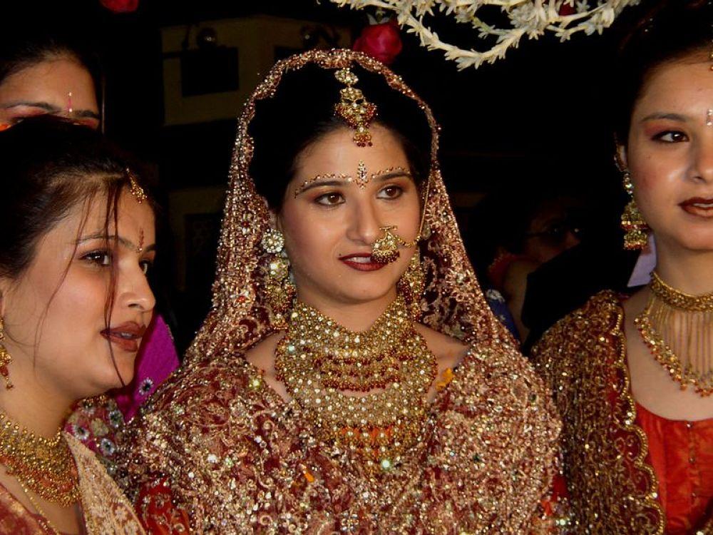 ANU9_1.... punjabi indian bride .......... by kcsethi