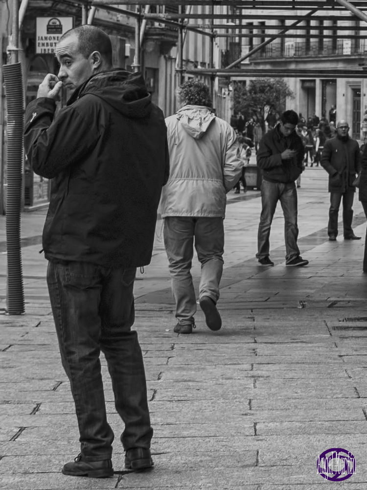 Workshop street photography by angelserradilla