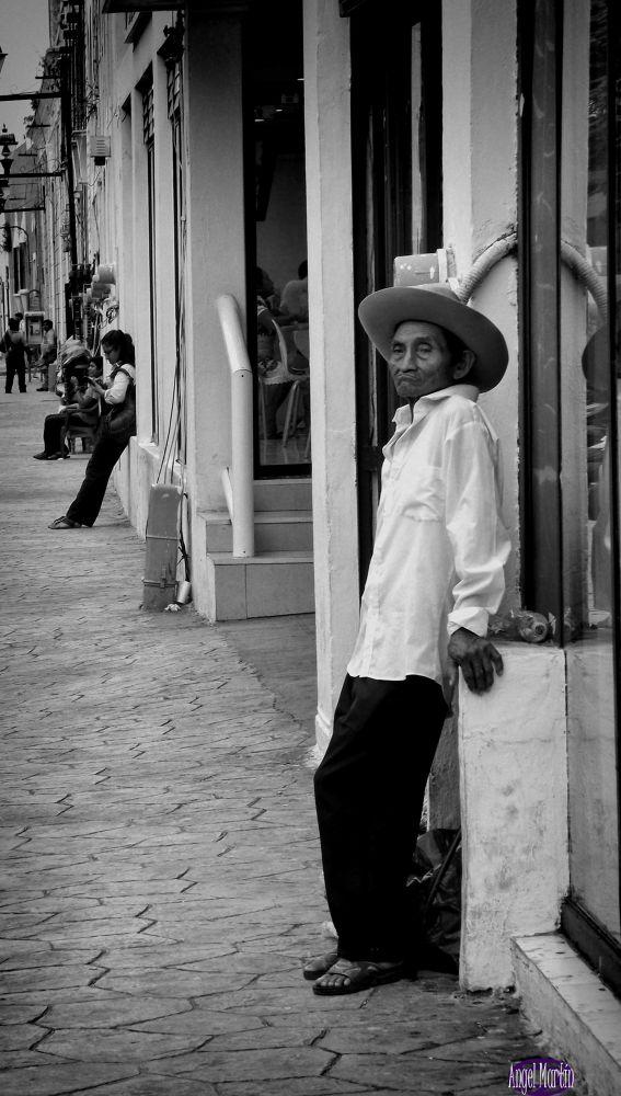 Valladolid(Mexico) by angelserradilla