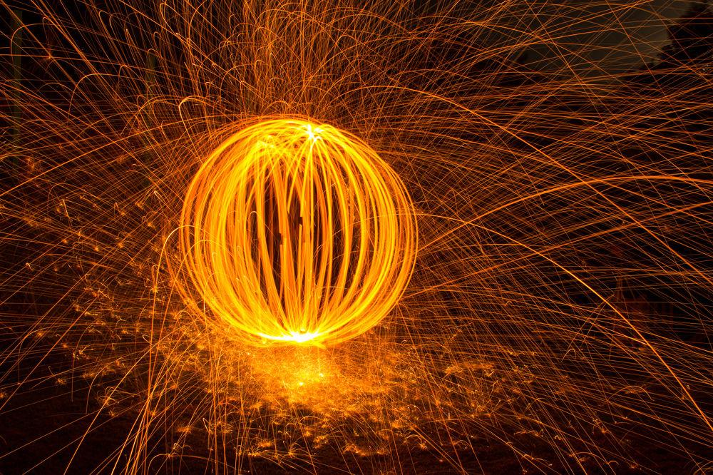 Fire by Ana Cristina Montoya