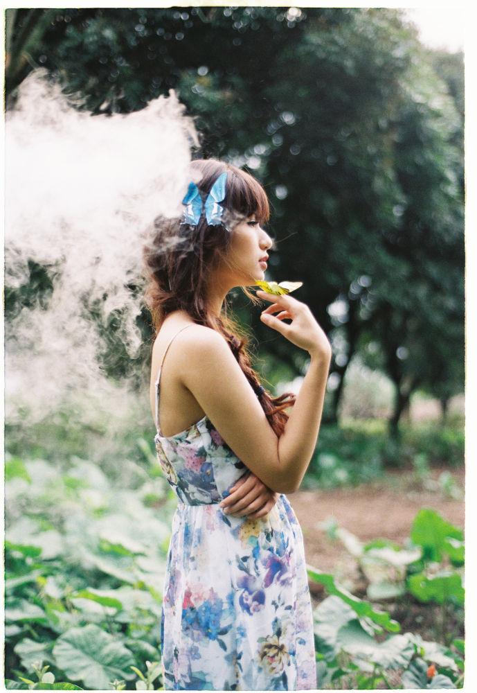 Photo in Film #bopdut #vietnam #lovely girl