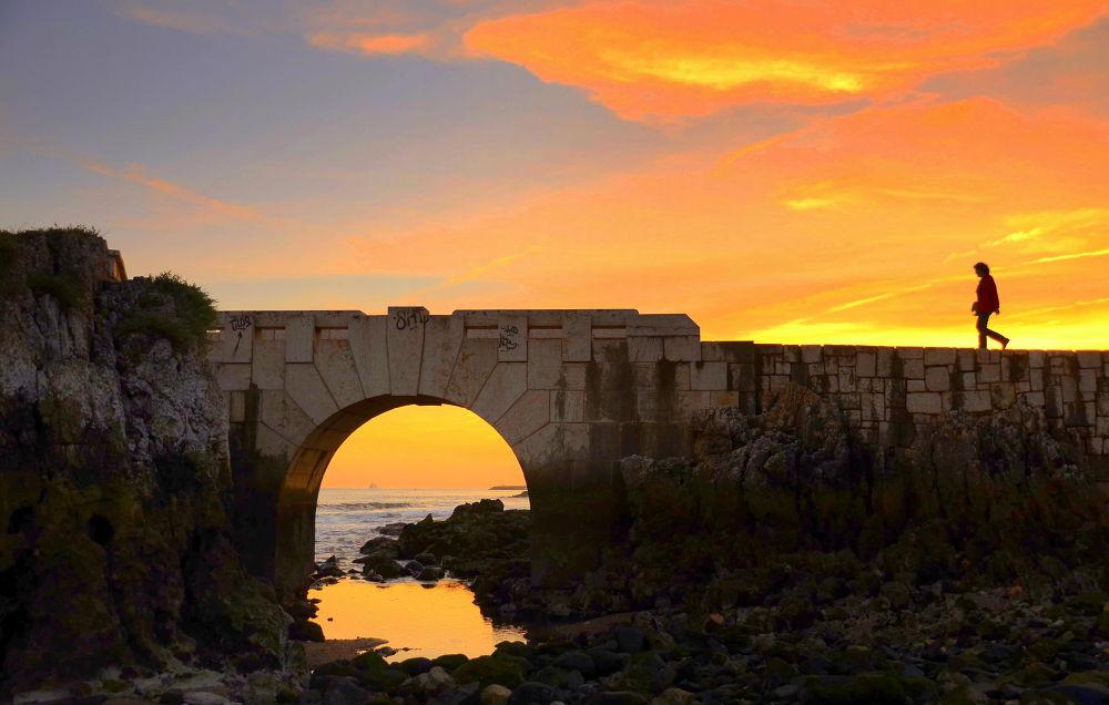 Paço de Arcos, Portugal by Juvenalia Oliveira