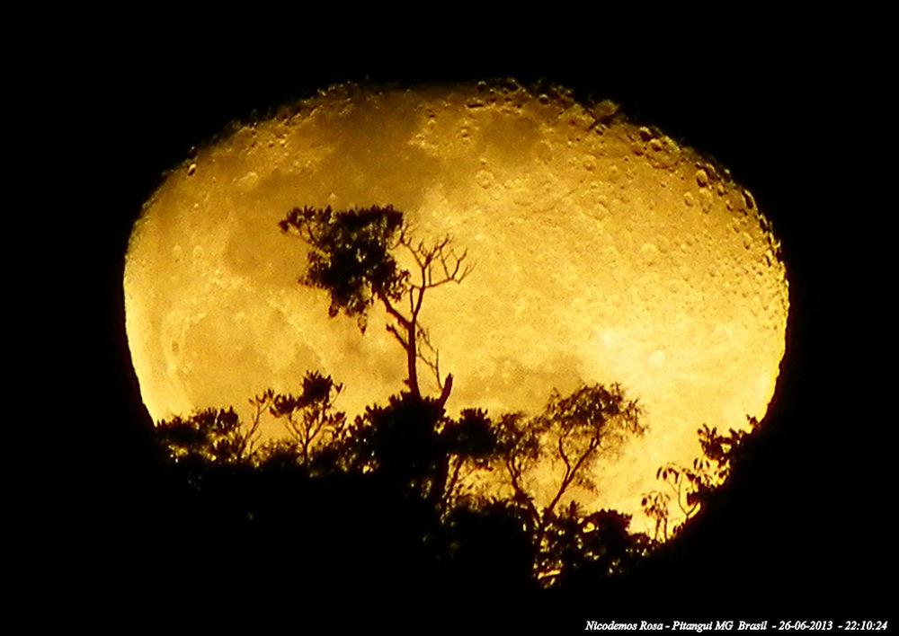Photo in Nature #lua nicodemos pitangui brasil