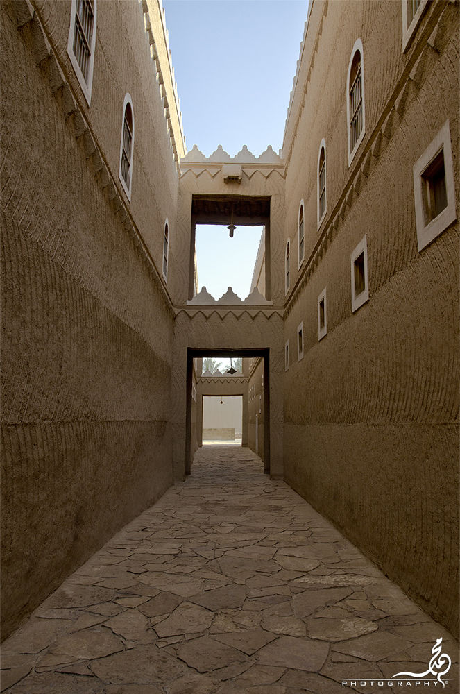 Al-murubba palace by M.Khan  م.خان