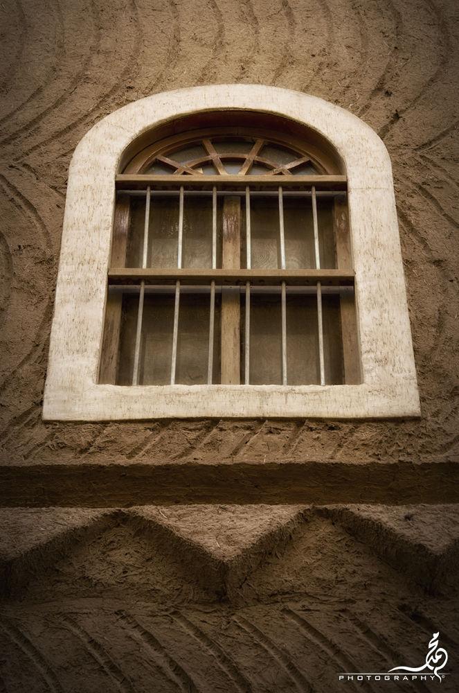 window by M.Khan  م.خان