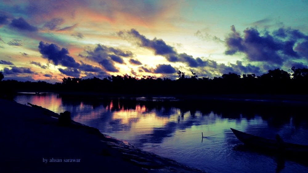 @ Boga River... by Ahsan Sarawar