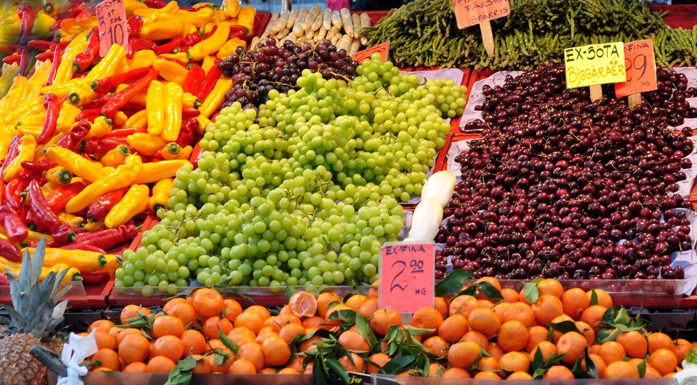 frutas by Claudia