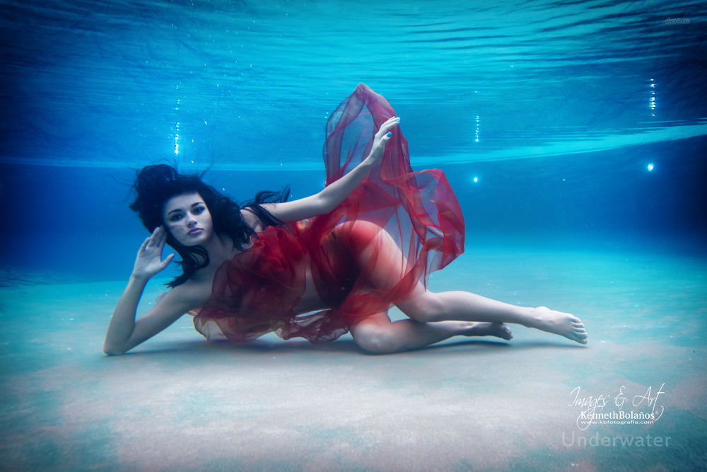 Underwater Fantasy by Kenneth Bolaños Bogantes