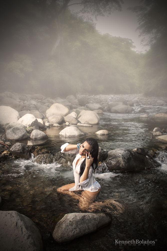 River of dreams by Kenneth Bolaños Bogantes