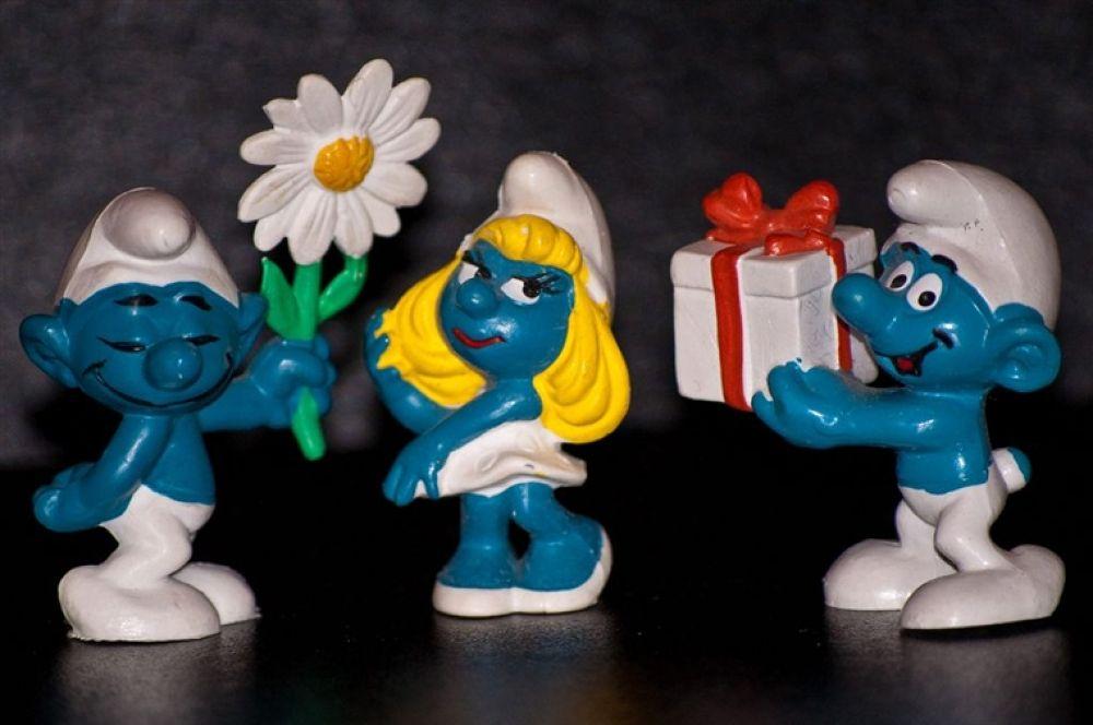 Smurfit-1 by hoxy