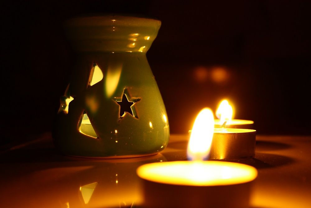 Candle by Ehsan Sadeghi