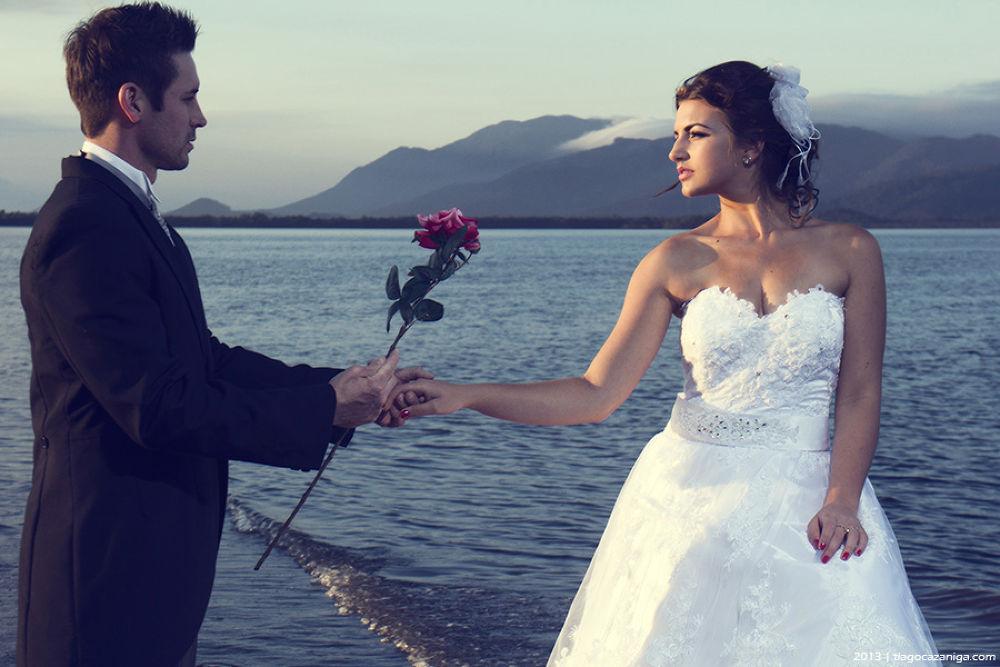 Wedding Editorial by Tiago Cazaniga