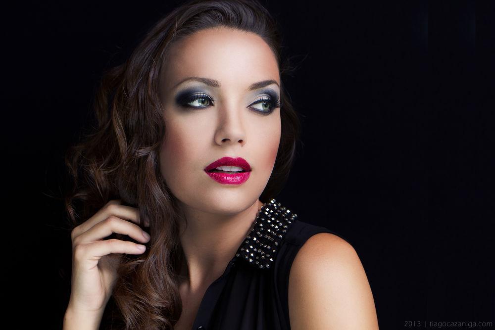 Photo in Fashion #fashion #model #shoot #eyes #beauty #make #makeup #woman #brazil