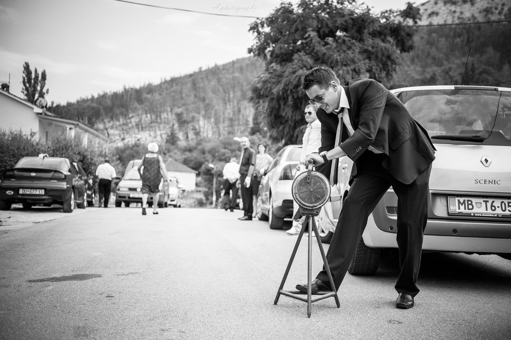 Photo in Black and White #brother #wedding #blach #white #2013 #nikon #croatia
