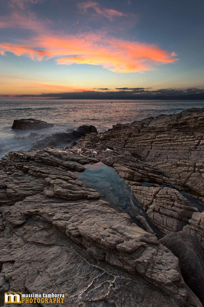 Soft Sunset by Massimo Tamborra