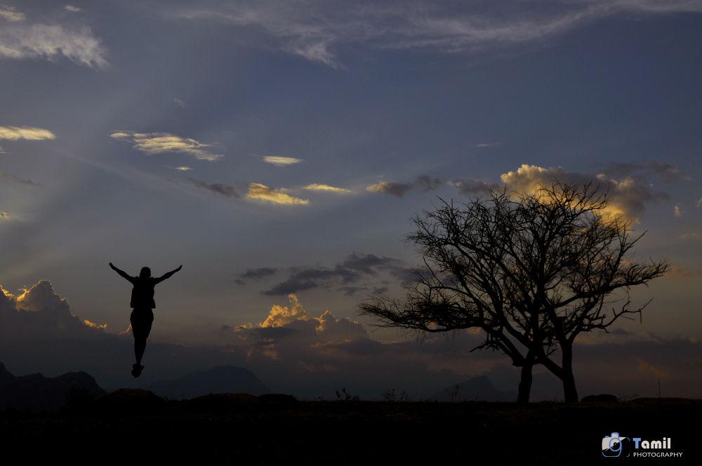 Fly to sky by vignesh selvaraj