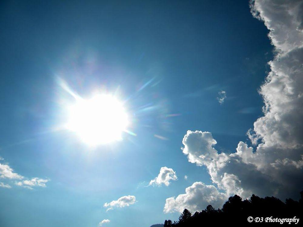 Photo in Nature #sunshine is delicious rain is #nature #sun #sunshine