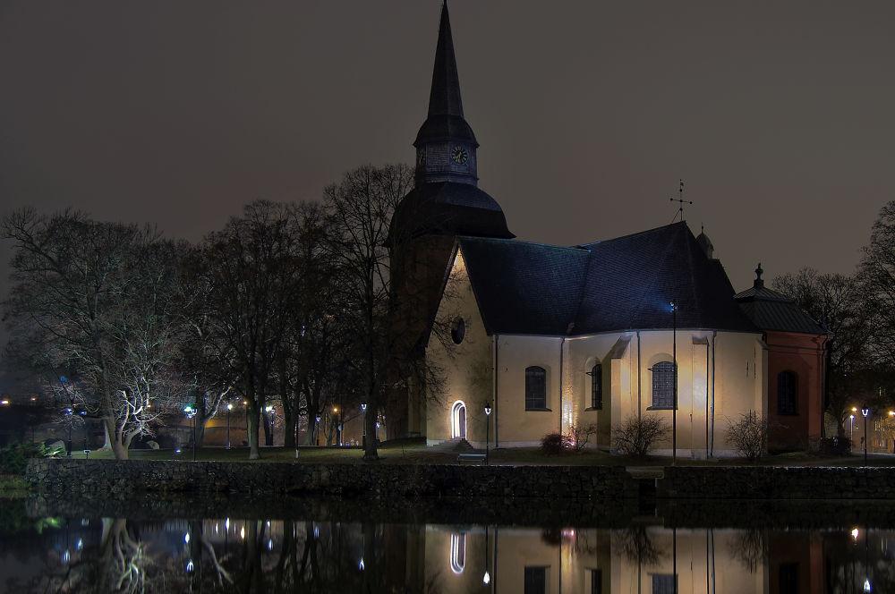 fors kyrka by Magnus Johansson
