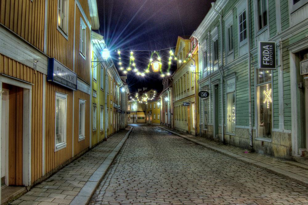 Photo in Random #eskilstuna #köpmangatan #hdr