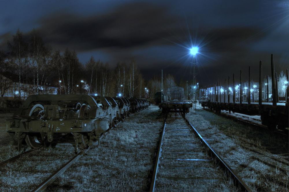 eskilstuna tåg by Magnus Johansson
