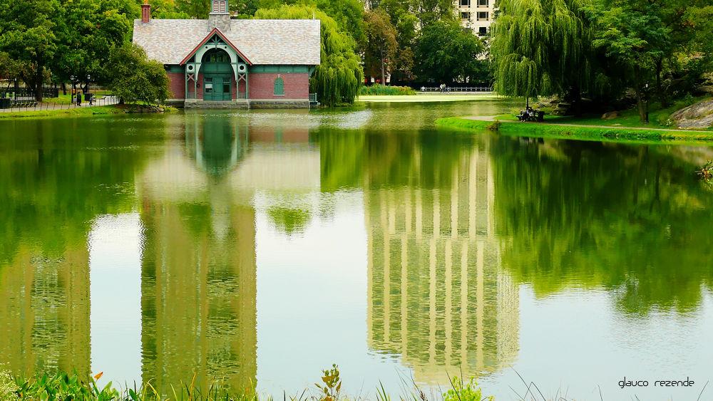 Charles A. Dana Discovery Center Central Park by Glauco Rezende