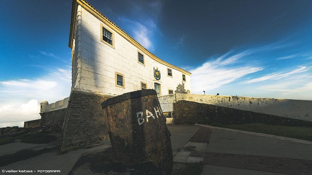 Forte de Santa Maria - Salvador - Bahia - Brasil by Kabas
