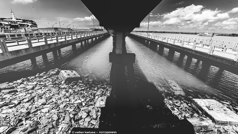 Transbordo - Itaparica - Ferryboat - Bahia - Brasil by Kabas