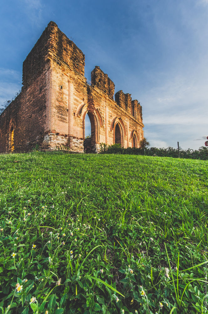 Ruinas da igreja dos jesuitas - Alagoinhas - Bahia - Brasil by Kabas