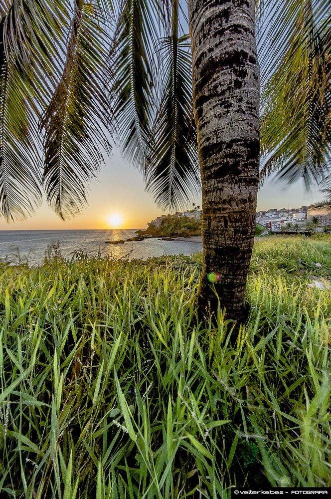 Sunset - Rio vermeho - Savador - Bahia - Brasil by Kabas