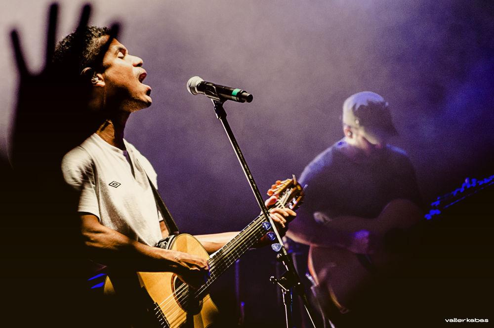 Photo in Concert #natiruts #concert #reggae #salvador #bahia #wetnwild #show