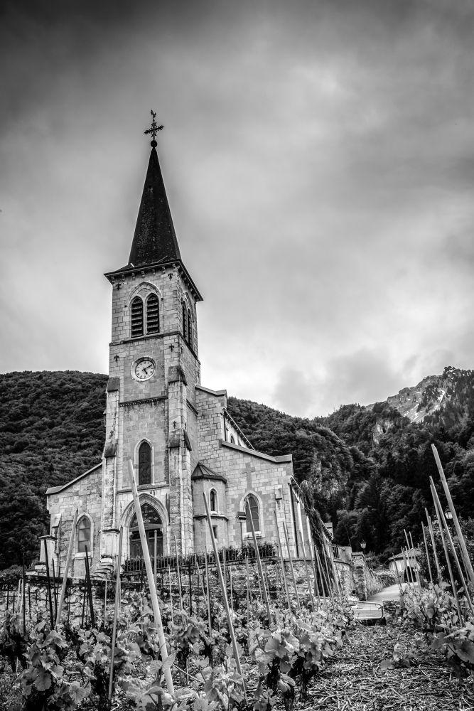 Swiss Church by SwissMr