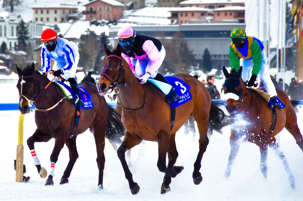 white turf racing 1 by SwissMr