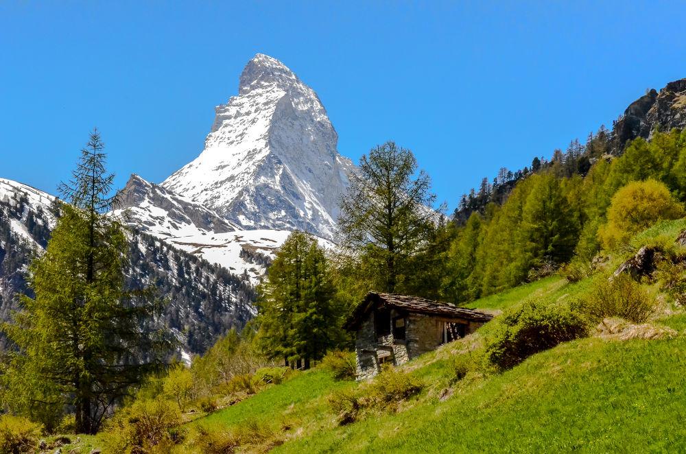 Zermatt by SwissMr