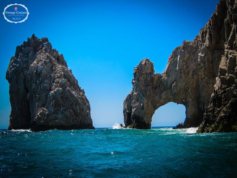 Photo in Travel #cabosanlucas #ocean #beach #blue