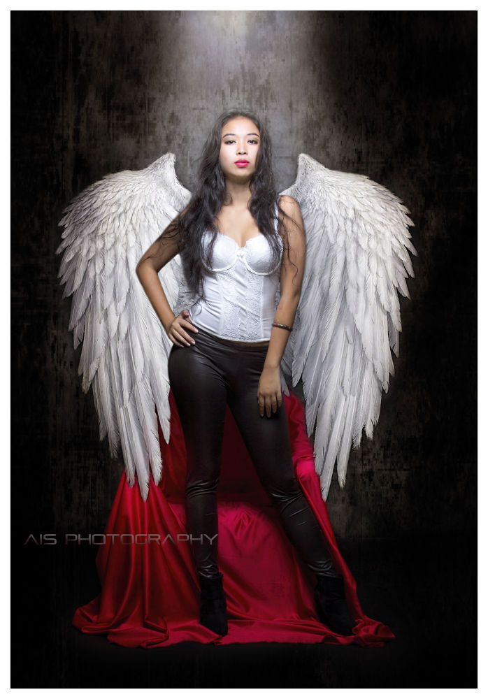 Angel-licious by IsmaEl [Ais Photography]