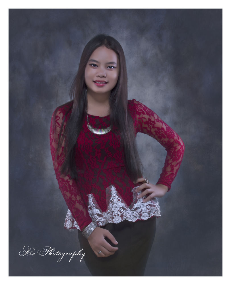 Red Peplum by IsmaEl [Ais Photography]